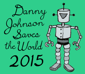 Danny Johnson Saves The World