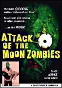 Attack of the Moon Zombies DVD
