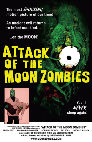 Attack of the Moon Zombies
