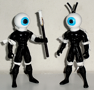 Oculon Action Figures!