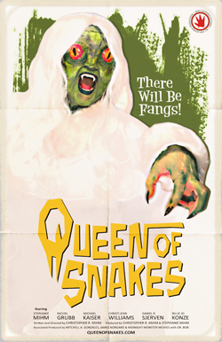 """Queen of Snakes"" World Premiere"