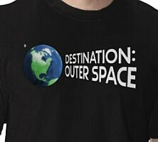 Destination: Outer Space