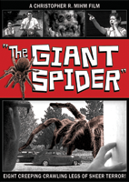 The Giant Spider DVD