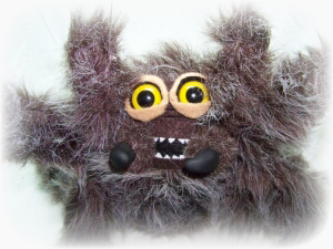 The Giant Spider Exclusive Holiday 2013 Plushie
