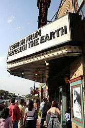 """Terror from Beneath the Earth"" at the Heights!"